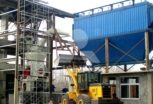 lm立式磨粉机配置-矿渣微粉项目配置