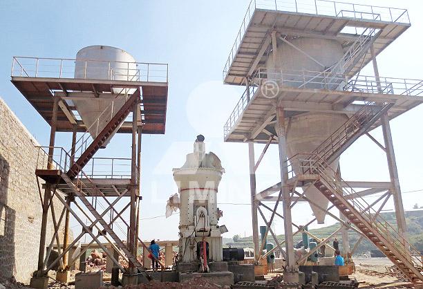 lm立式磨粉机配置-高炉喷吹煤加工配置