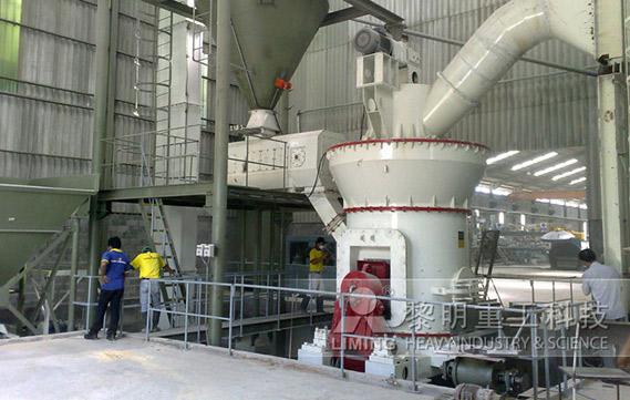 LM立式磨粉机 立式脱硫石灰石粉 325目脱硫石灰石粉生产设备
