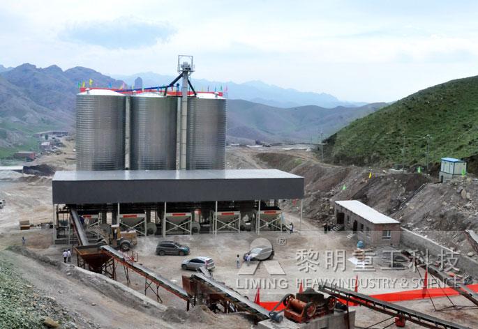 电厂脱硫案例现场|电厂石灰石粉项目承包|电厂所需石灰石粉细度