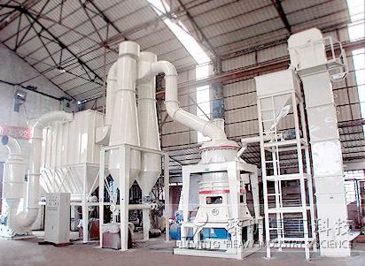 电厂脱硫石灰石粉生产线|脱硫石灰石粉细度