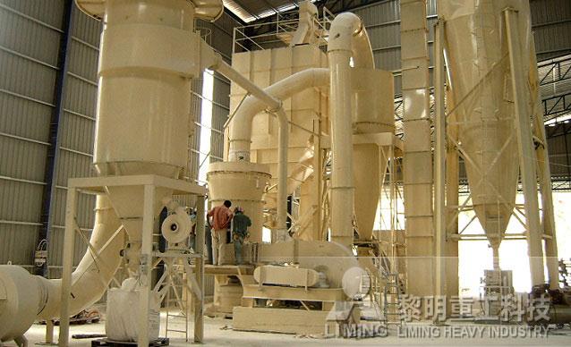 高品级石灰石粉生产设备 电厂脱硫石灰石粉多少钱一台?