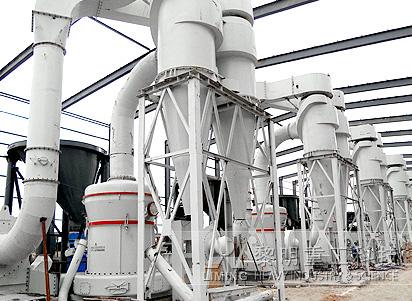 电厂脱硫脱硝磨机设备