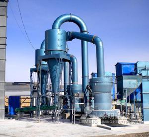 电厂脱硫石灰石粉细度