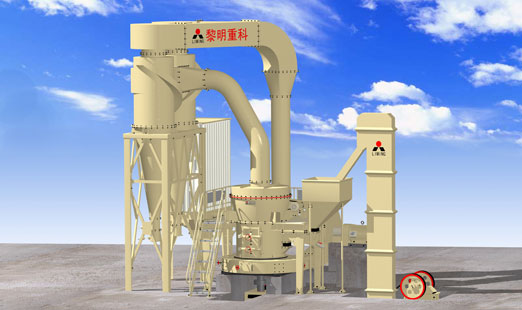 800型石英砂磨粉机|石英砂加工设备