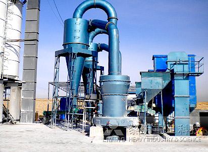 6r雷蒙磨,产量更大的磨粉设备