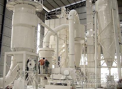 ******的火电厂脱硫磨机