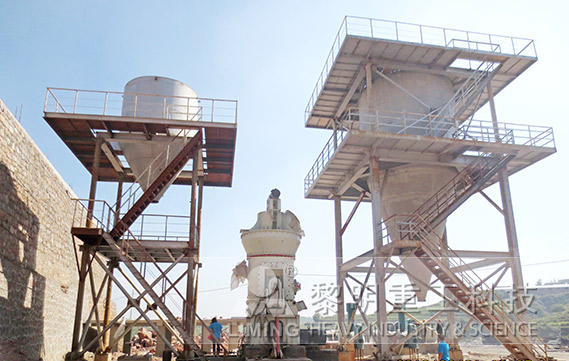 生料立磨,水泥厂立式磨粉机