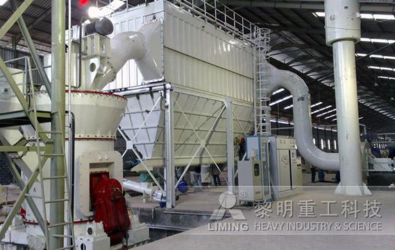 脱硫石灰石粉磨机、400目磨机、炉内喷钙尾部增湿烟气脱硫工艺,喷钙湿法脱硫对钙粉的细度要求